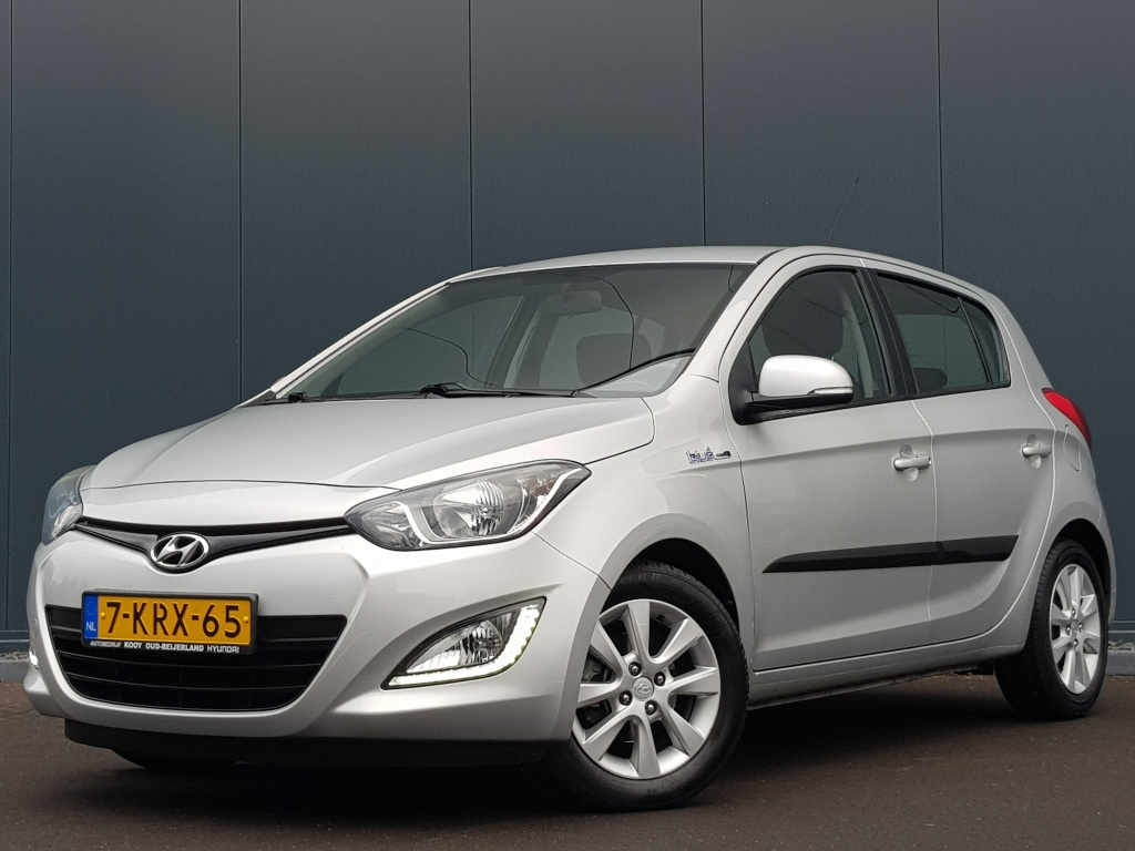 Hyundai I20 1.2i i-deal
