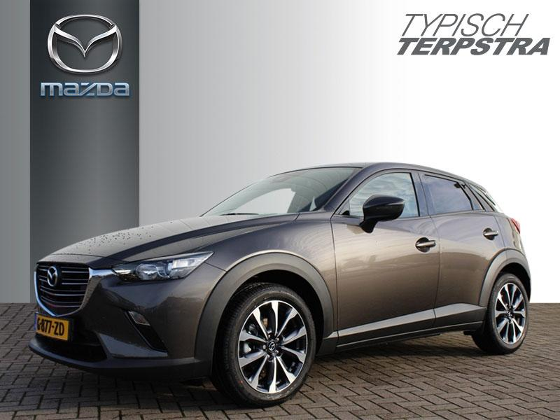 Mazda Cx-3 Skyactiv-g 120 sport selected