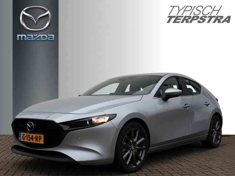 """Mazda 3 Skyactiv-g 122 comfort 18"""" model 2019!"""