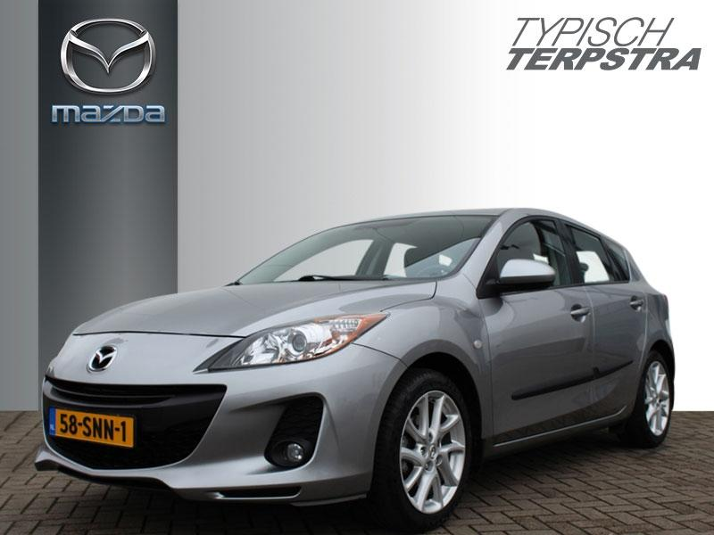 Mazda 3 1.6 navigator, navigatie/stoelverwarming.