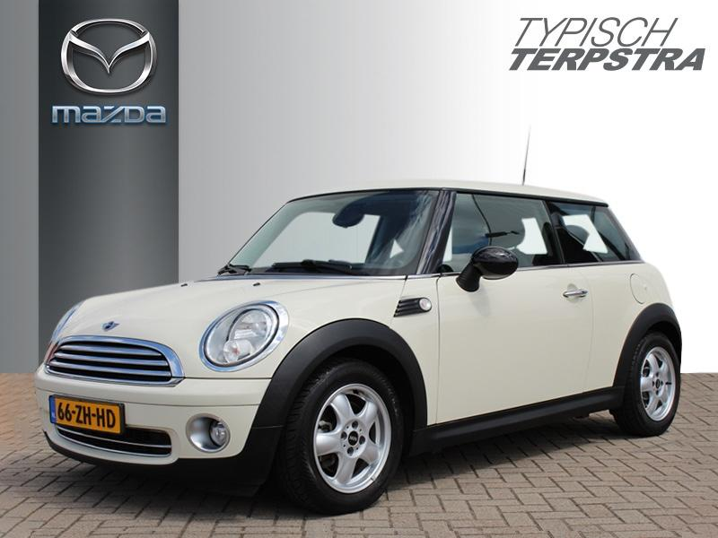 Mini Mini 1.4 one pepper airco/sportvelgen