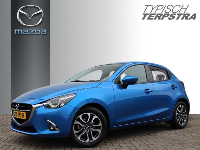 Mazda 2 Skyactiv-g 90 skylease gt/apple carplay