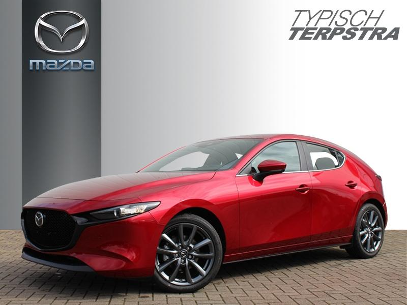 Mazda 3 Hb skyactiv-x 180 m hybrid comfort bose/leer/18 inch