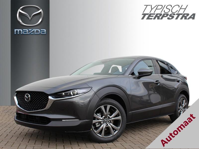 Mazda Cx-30 Skyactiv-x 180 m hybrid luxury automaat/i-activ/schuif-/kantelda