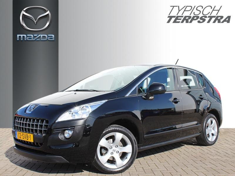 Peugeot 3008 1.6 vti blue lease/navi/panoramadak