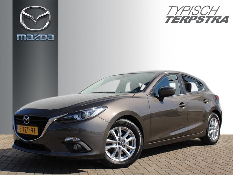 Mazda 3 Hb skyactiv-g 120 ts+/navi/trekhaak