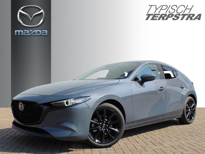 Mazda 3 Hb skyactiv-x 180 m hybrid luxury