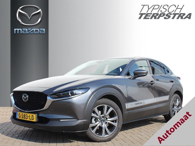 Mazda Cx-30 Skyactiv-x 180 luxury automaat/ leder/head-up display