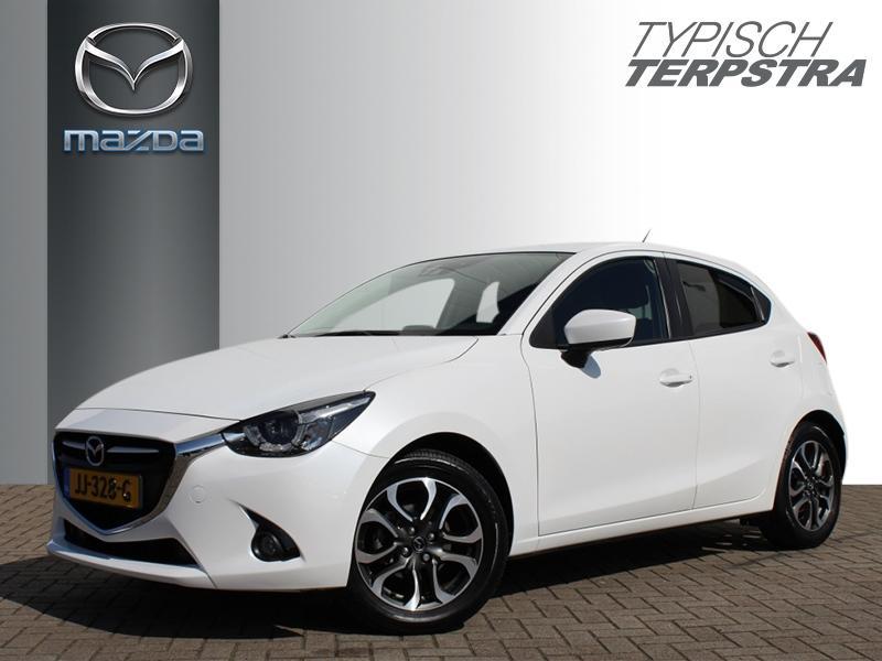 Mazda 2 Skyactiv-g 90 gt-m/navi/clima