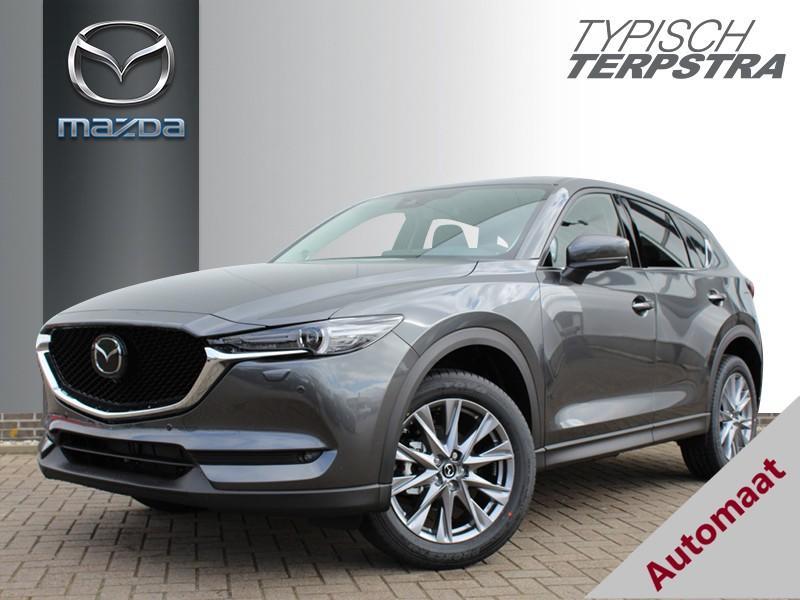 Mazda Cx-5 Skyactiv-g 165 luxury automaat schuif-/kanteldak 2020