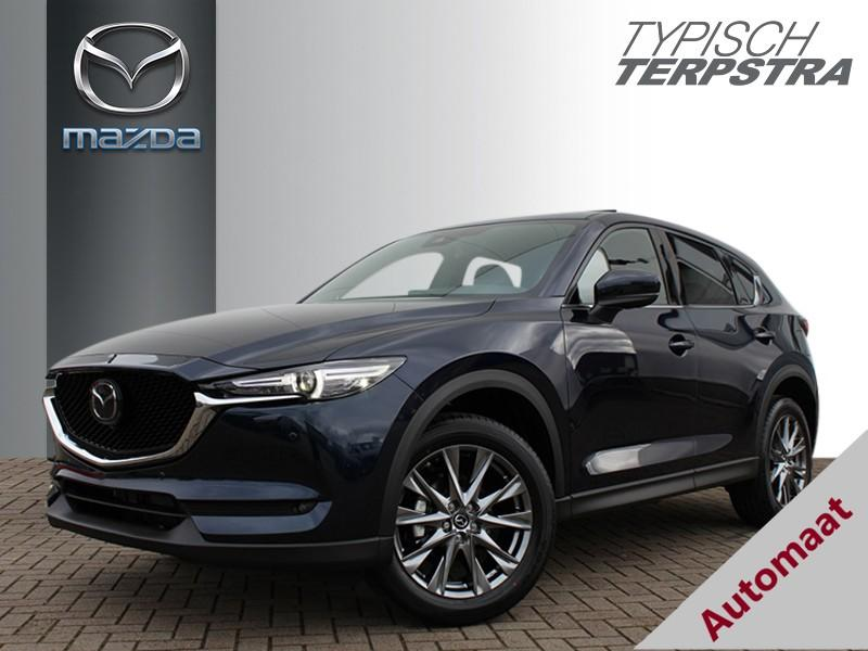 Mazda Cx-5 Skyactiv-g 165 luxury automaat + trekhaak gratis