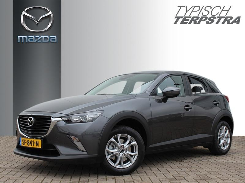 Mazda Cx-3 Skyactiv-g 120 dynamic /trekhaak/camera/armsteun