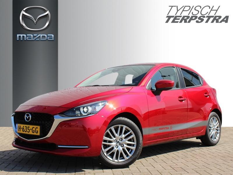 Mazda 2 Skyactiv-g 90 m hybrid luxury 2020 / i-activsense