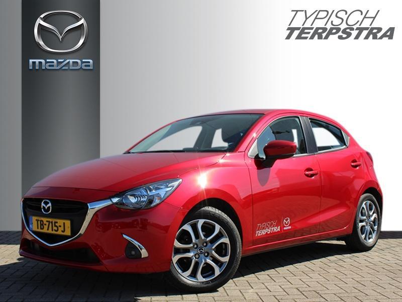 Mazda 2 Skyactiv-g 90 dynamic+ /navigatie