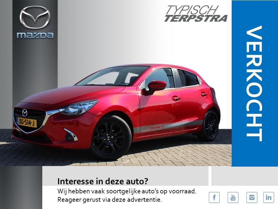 Mazda 2 Skyactiv-g 90 sport selected/navi