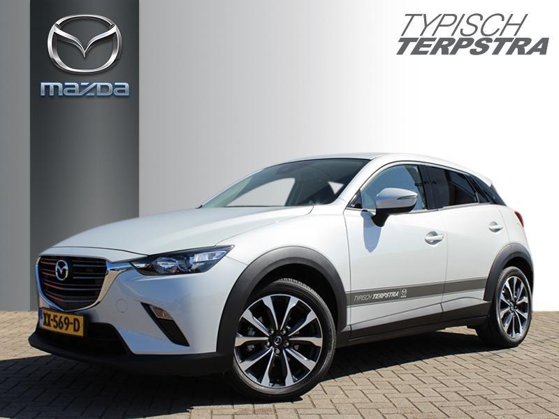 Mazda Cx-3 Skyactiv-g 120 sport selected