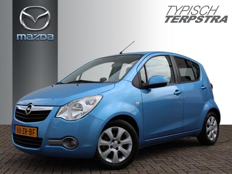 Opel Agila 1.2 enjoy style /airco/lichtmetalen velgen