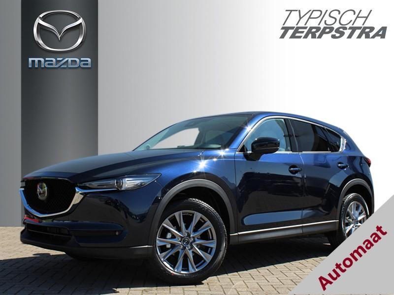 Mazda Cx-5 Skyactiv-g 165 automaat luxury/schuif-kanteldak 2020
