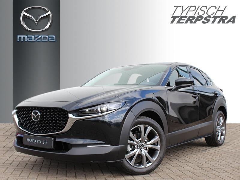 Mazda Cx-30 Skyactiv-x 180 m hybrid luxury/ i-activsense pakket