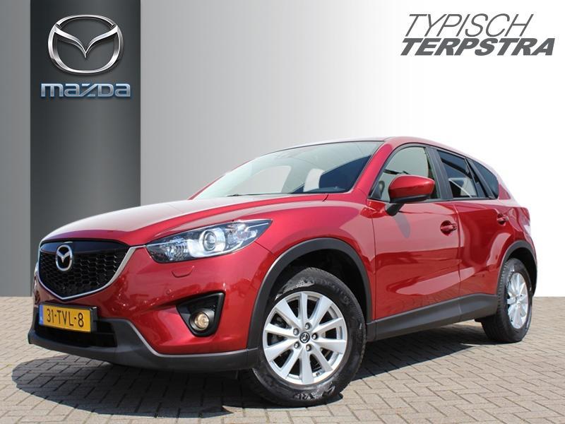 Mazda Cx-5 Skyactiv-g 165 ts+ lease pack/navi/xenon
