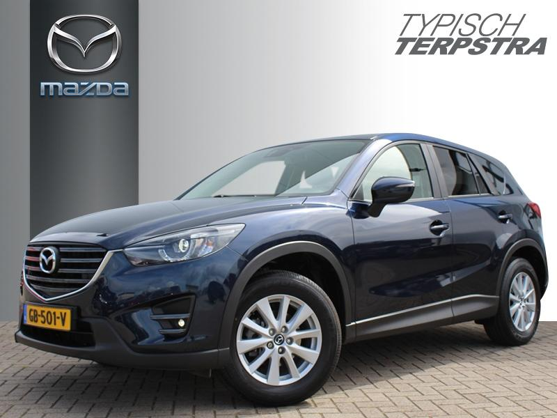 Mazda Cx-5 Skyactiv-g 165 ts+ bose leather/navi/trekhaak