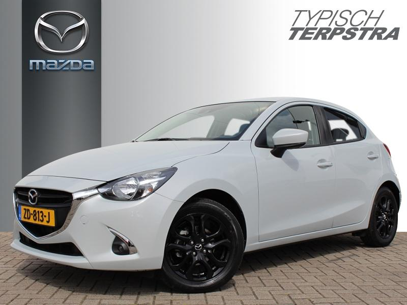 Mazda 2 Skyactiv-g 90 sport selected
