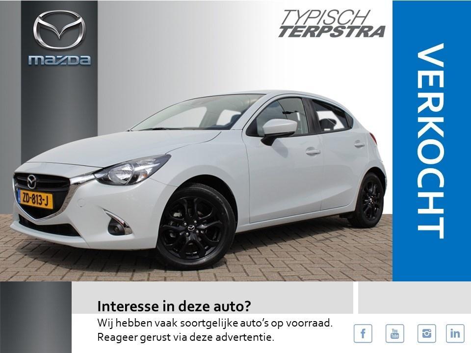 Mazda 2 Skyactiv-g 90 sport selected