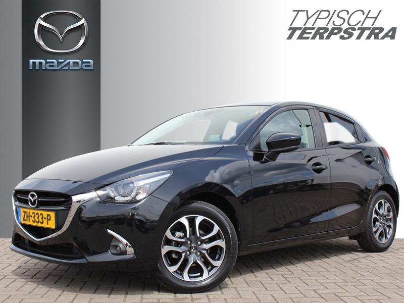 Mazda 2 Skyactiv-g 90 gt-m automaat