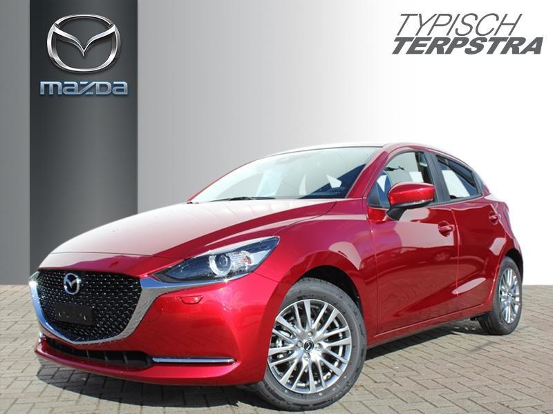 Mazda 2 Skyactiv-g 90 m hybrid luxury 2020