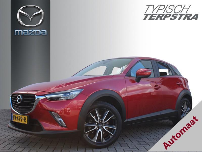Mazda Cx-3 Skyactiv-g 120 ts+ automaat/ navi /trekhaak