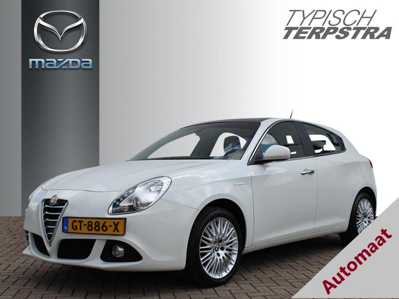 Alfa romeo Giulietta 1.4 turbo 170 exclusive tct/ navi/panodak/trekhaak