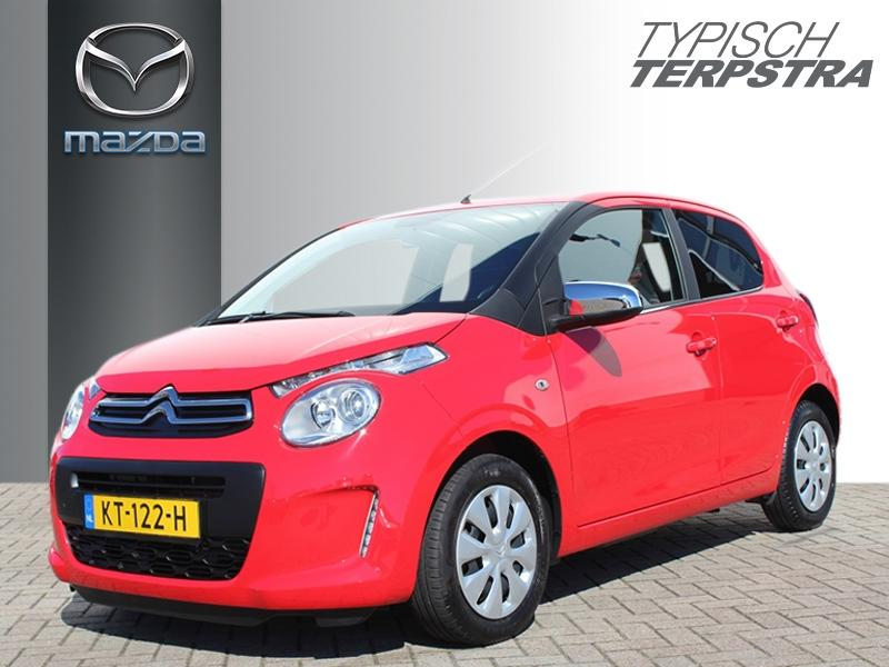 Citroën C1 5 drs. 1.0 e-vti selection airco