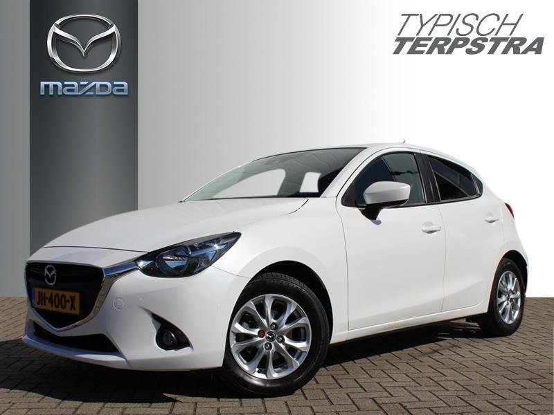 Mazda 2 Skyactiv-g 90pk skylease+
