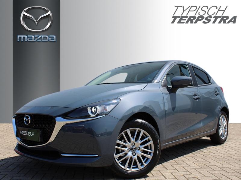 Mazda 2 Skyactiv-g 90 m hybrid luxury i-activsense pakket