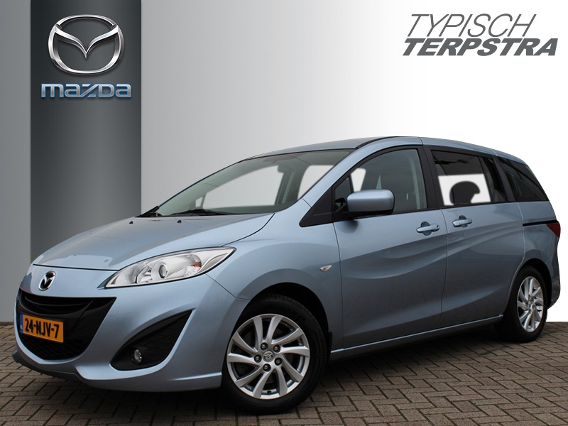 Mazda 5 2.0 business / trekhaak / 7 persoons