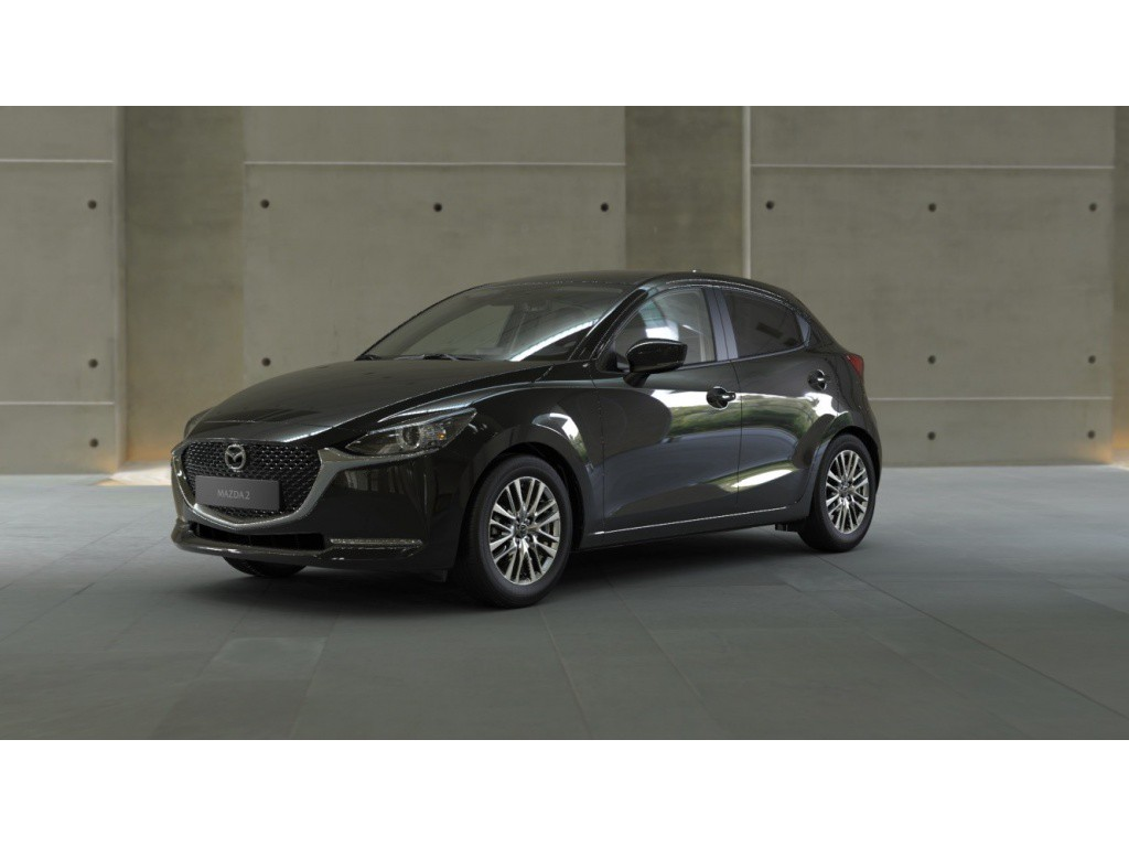 Mazda 2 Skyactiv-g 90 m hybrid style selected 2020
