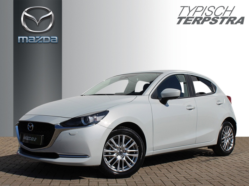 Mazda 2 Skyactiv-g 90 signature