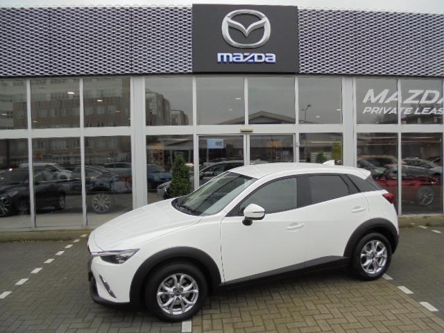 Mazda Cx-3 2.0 skyactiv-g 120 ts+