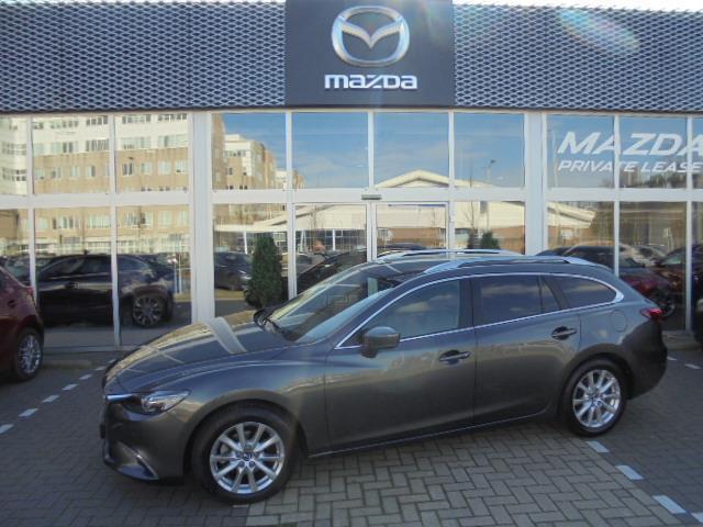 Mazda 6 Sportbreak 2.2d 1e eigenaar dealer onderhouden