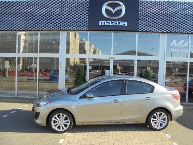 Mazda 3 1.6 16v gt-m line