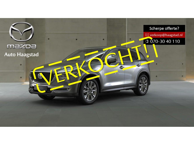 Mazda Cx-5 2.0 skyactiv-g 165 luxury met sunroof