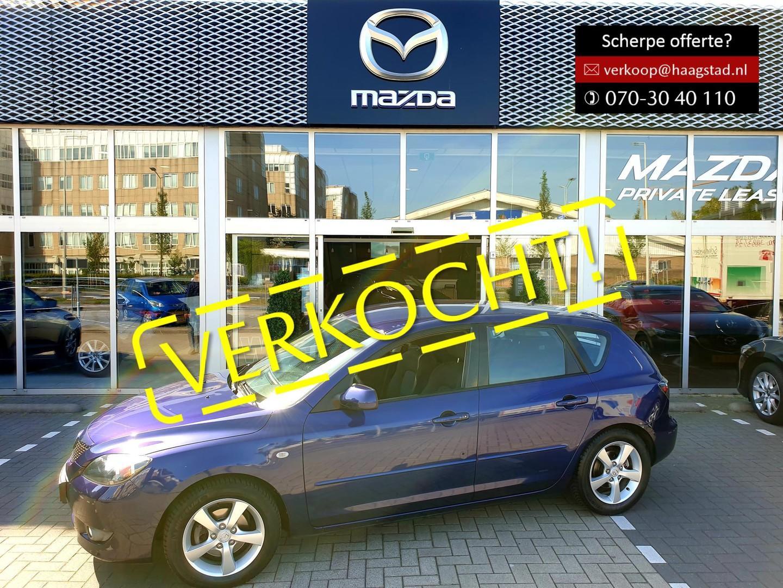 Mazda 3 Sport 1.6 touring