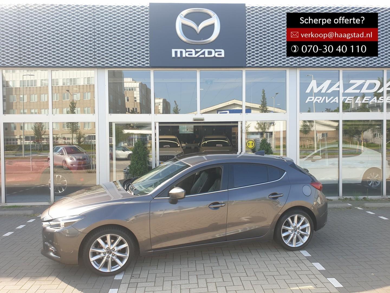 Mazda 3 2.0 skyactiv-g 120 gt-m