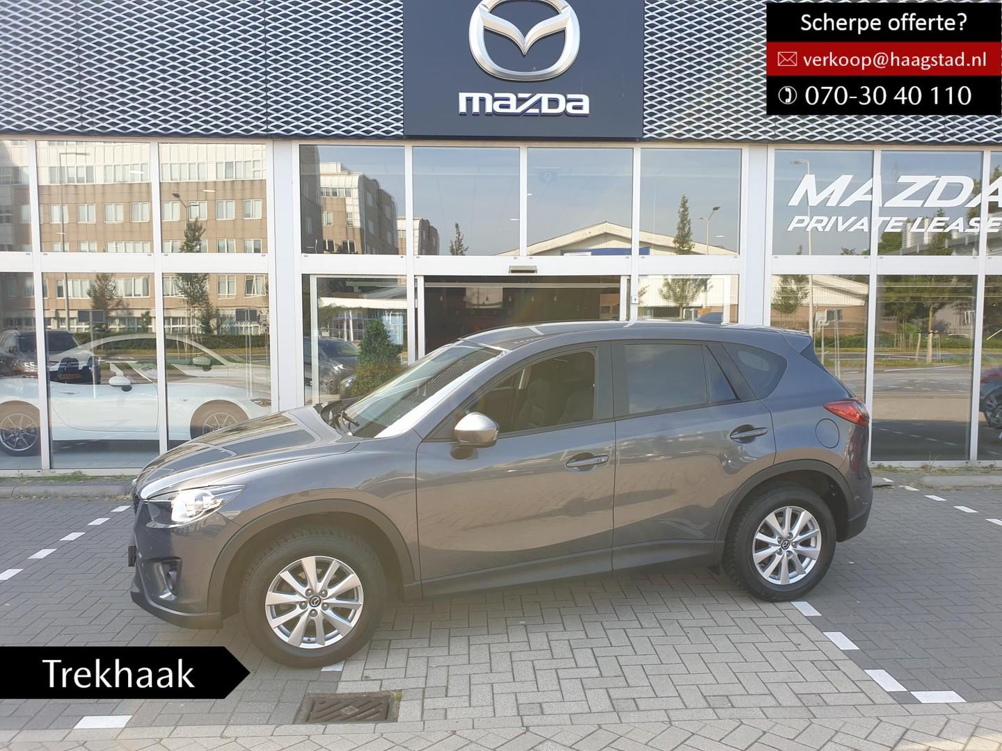 Mazda Cx-5 2.0 limited edition 2wd trekhaak