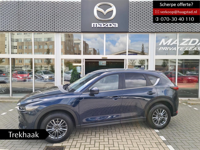 Mazda Cx-5 2.0 skyactiv-g 165 ts+ leder bose trekhaak