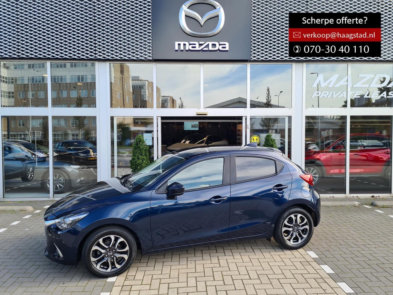 Mazda 2 1.5 skyactive gt-m