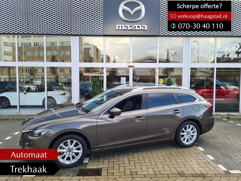 Mazda 6 Sportbreak 2.0 skyactiv-g 165 skylease gt aut/trekhaak