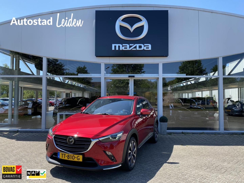 Mazda Cx-3 2.0 skyactiv-g 120 gt-m automaat