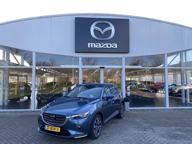 Mazda Cx-3 2.0 skyactiv-g 120 gt-m / demo