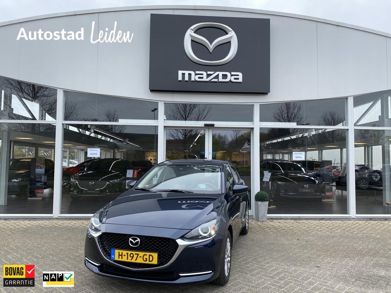 Mazda 2 Skyactiv-g 90 luxury i-activsense pack